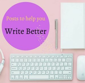 Write Better, Blog Category for The Charmed Studio