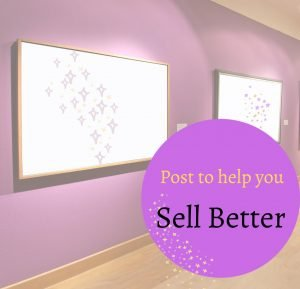 Sell better, blog category image for Charmed Studio Blog Posts